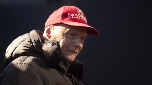 Formule 1:  disparition du triple champion du monde Niki Lauda