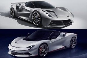 Lotus Evija VS Pininfarina Battista:  le match !