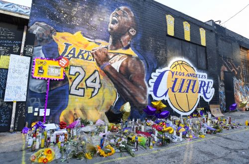 Basket - NBA - NBA:  Kobe Bryant en route vers le Hall of Fame