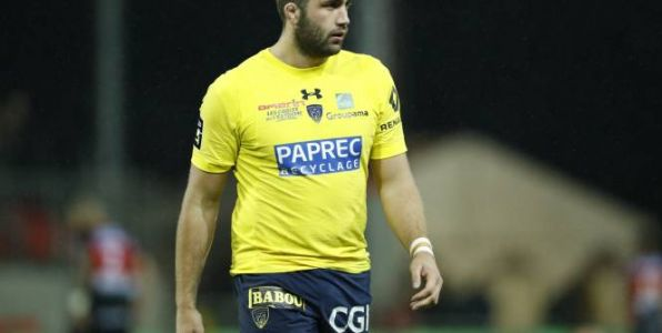 Rugby - Top 14 - ASM - Top14 : Alexandre Lapandry indisponible six à huit semaines