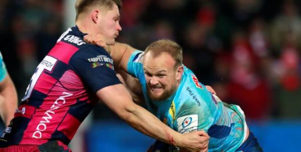 Rugby - CE - Coupe d'Europe:  Exeter et l'Ulster s'imposent