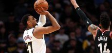 Basketball: Denver remporte le duel des leaders contre Toronto