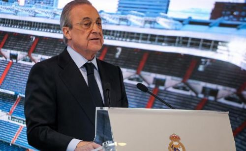 La Super Ligue est «en stand-by» selon Florentino Pérez
