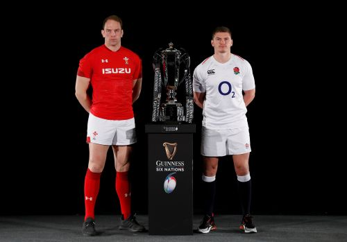 Rugby - 6 Nations - Galles-Angleterre, la ruée vers le Grand Chelem