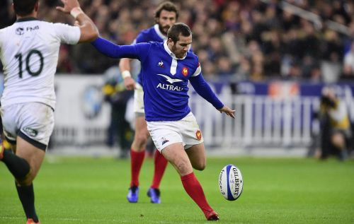Rugby - XV de France - Camille Lopez:  «On n'a pas le temps de se lamenter»