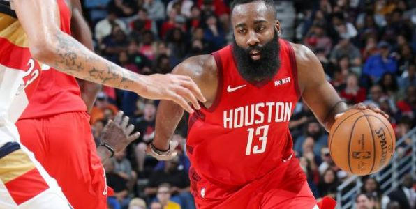 Basket - NBA - NBA:  Jamal Murray et James Harden cartonnent