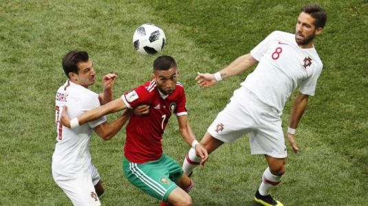 Portugal - Maroc:  les notes du match