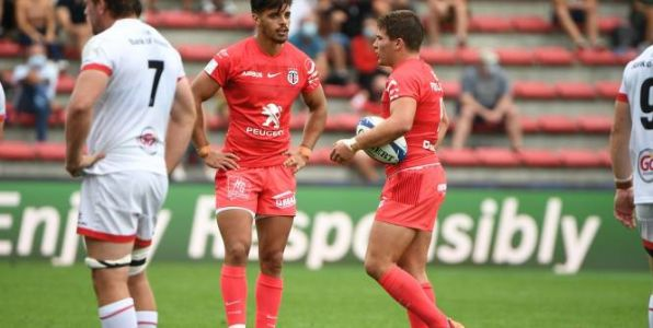 Rugby - Top 14 - Toulouse avec ses internationaux à Bayonne en Top 14