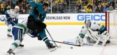 Hockey sur glace: Timo Meier franchit la barre des 50 points