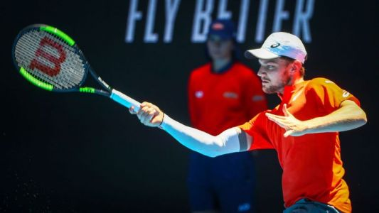 David Goffin domine Benoit Paire et file en quarts à Marseille