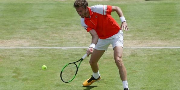 Wimbledon - Eliminé au premier tour des qualifications, Nicolas Mahut ne disputera pas Wimbledon en simple