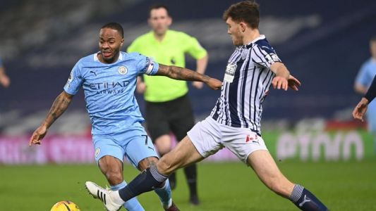 Premier League : Manchester City bat West Brom et reprend la tête du championnat