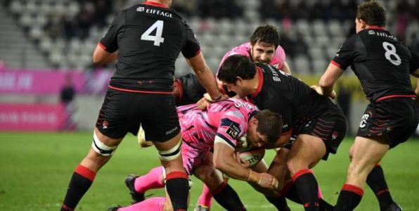 Rugby - Top 14 - Top 14:  Lyon carbonise Paris