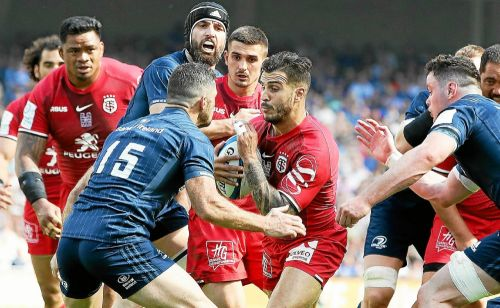 Coupe d'Europe . Toulouse éliminé par Leinster