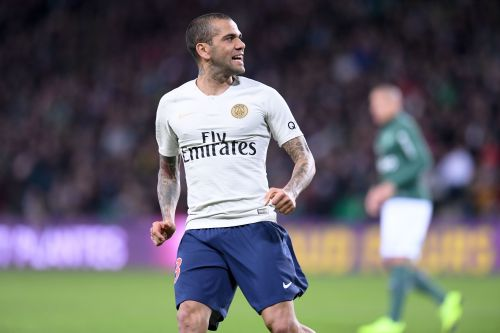 Football - Ligue 1 - Le domicile de Dani Alves cambriolé pendant PSG-Montpellier