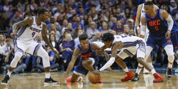 Basket - NBA - Rébellion au Far West:  Golden State, Houston et OKC chutent ensemble