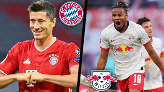 Bayern Munich - RB Leipzig:  les compositions probables