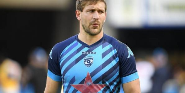 Rugby - Top 14 - MHR - Trois semaines pour Steyn
