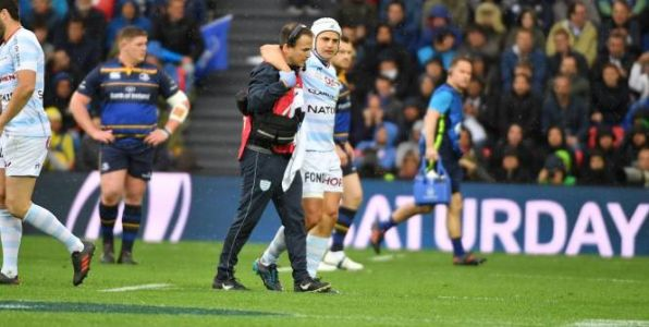 Rugby - Top 14 - R92 - Racing 92:  Pat Lambie, retour imminent
