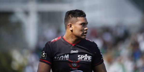 Rugby - Top 14 - RCT - Toulon:  Julian Savea encore absent face à Lyon