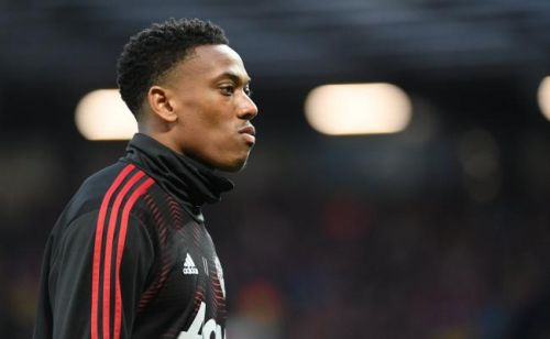 Premier League:  Anthony Martial titulaire contre West Ham, Marcus Rashford sur le banc