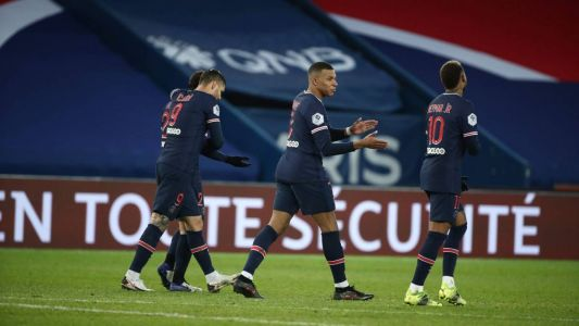 PSG-Montpellier:  les notes du match