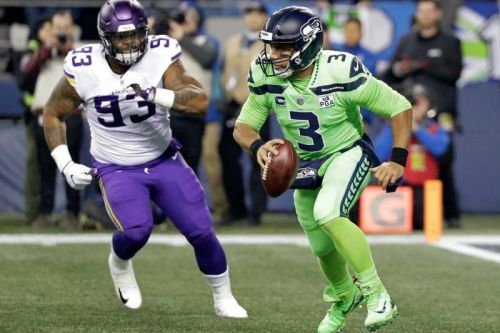 Seahawks - Vikings (21-7):  la défense de Seattle impériale
