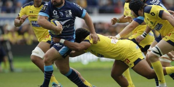 Rugby - Top 14 - Top 14:  Montpellier fait tomber Clermont chez lui