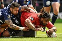 Top 14: Bastareaud, Lyon avant New York