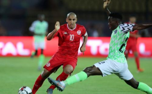 CAN 2019:  Les notes de Tunisie-Nigeria