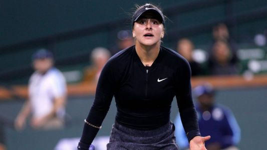 Le jeune canadienne Andreescu remporte un 1er titre à Indian Wells