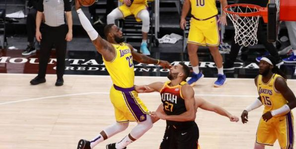 Basket - NBA - All-Star Game - LeBron James choisit Rudy Gobert en dernier dans son équipe pour le All-Star Game NBA