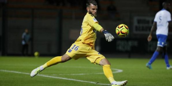 Foot - L2 - Quentin Westberg quitte Auxerre