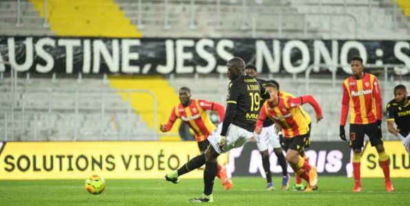 Foot - L1 - Ligue 1 : Lens et Nantes se neutralisent