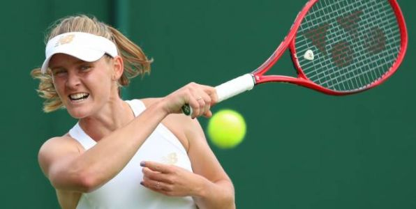 Tennis - WTA - New York - New York:  Fiona Ferro expéditive au premier tour