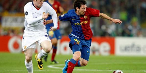 Foot - C1 - Manchester United - Barcelone, comme on se retrouve