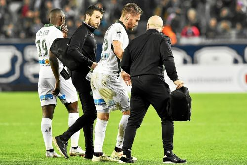 Ligue 1. Saint-Etienne : Debuchy absent six semaines