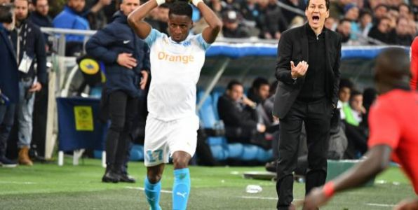 Foot - L1 - OM - Ligue 1:  Bouna Sarr remplaçant à Guingamp, une sanction de Rudi Garcia