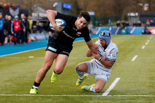 Rugby - Coupes d'Europe - Champions Cup:  Saracens-Munster en direct