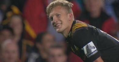 ALL BLACKS:  pas de Coupe du monde 2019 pour Damian McKenzie