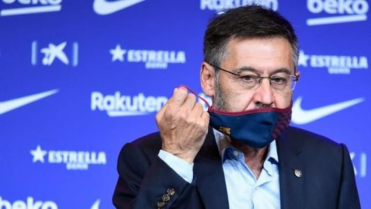 La motion de censure à l'encontre de Bartomeu validée