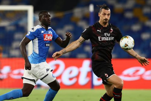 Football - Etranger - Serie A:  Naples-Milan AC en direct