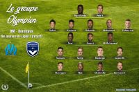 Le groupe olympien OMFCGB