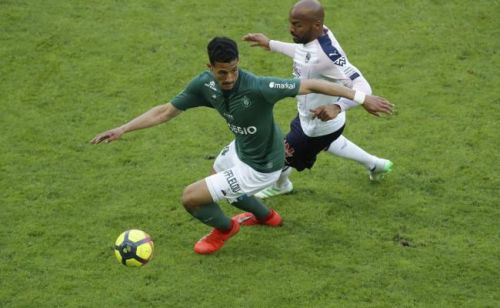 Saint-Étienne : William Saliba prolonge son contrat de deux ans