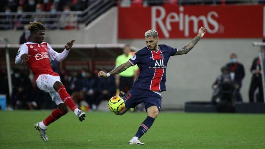 Reims - PSG:  les notes du match
