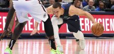 Basketball: Dallas perd beaucoup en un seul match