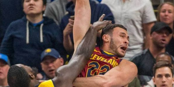 Basket - NBA - NBA : Larry Nance Jr. prolonge à Cleveland