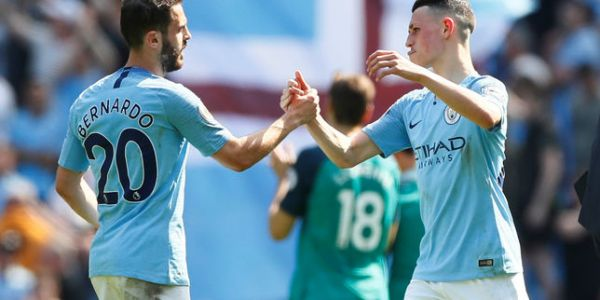 Football:  Manchester City prend une revanche sur Tottenham