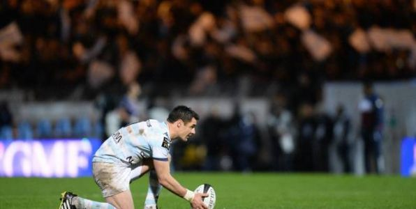 Rugby - Top 14 - Dan Carter est de retour au Racing 92 !