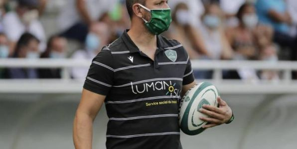 Rugby - Top 14 - Pau - « On gagne un point, on s'accroche », explique Nicolas Godignon après la défaite de Pau à Toulon